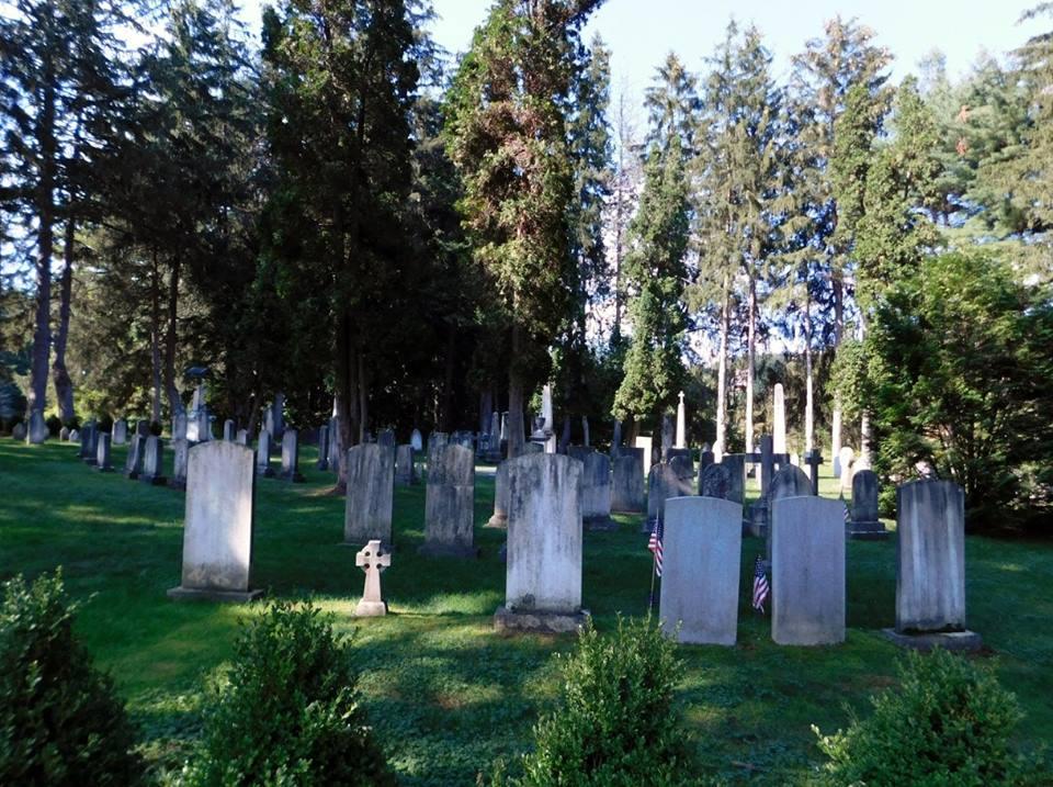 Stockbridge Cemetery Berkshire Film And Media Collaborative