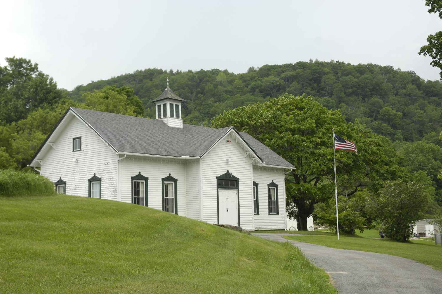 Tyringham Church and Cemetery