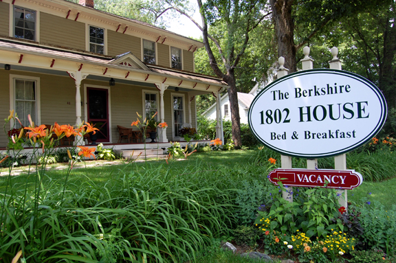 Berkshire 1802 House