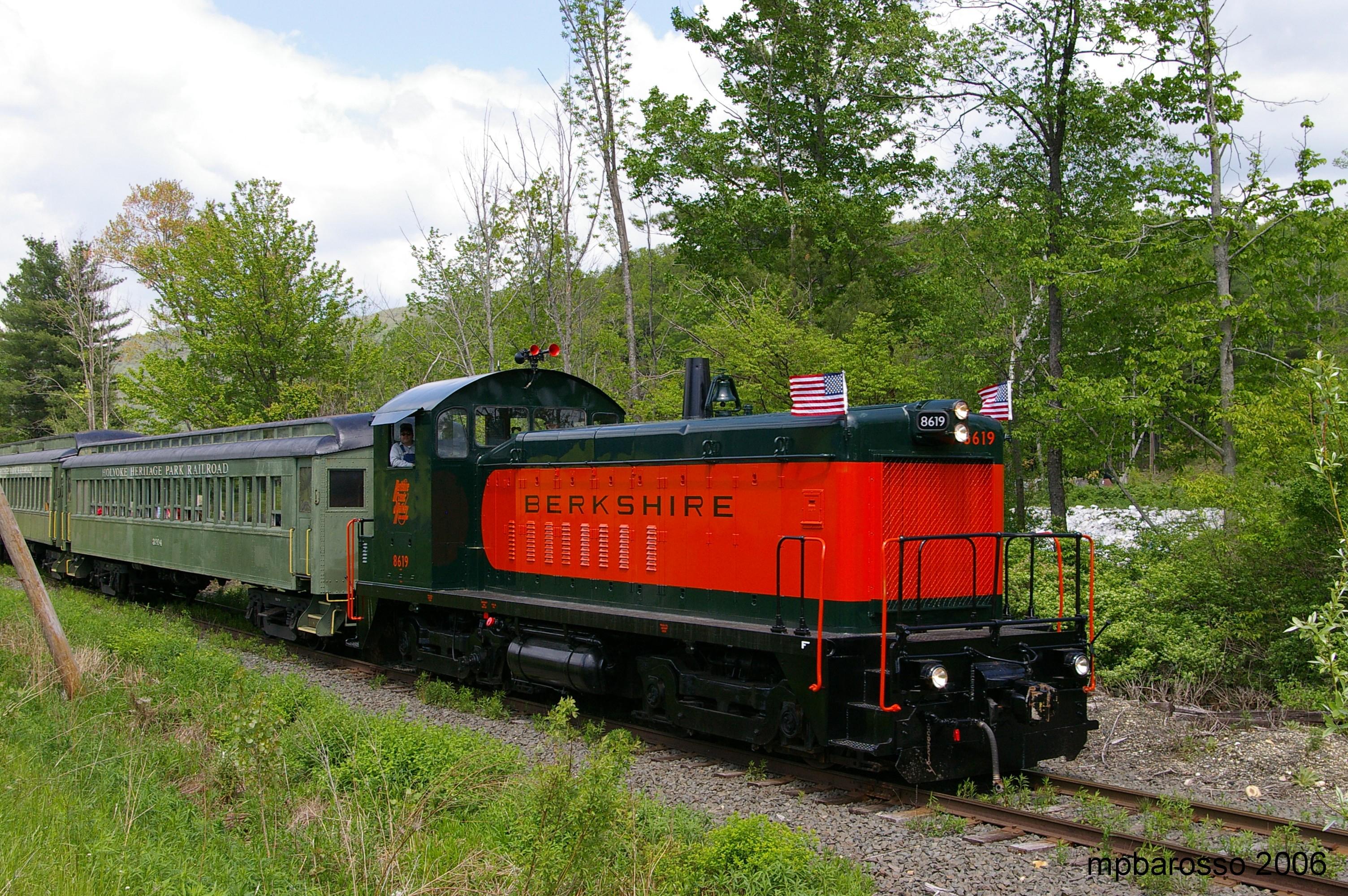 Berkshire Scenic Railway