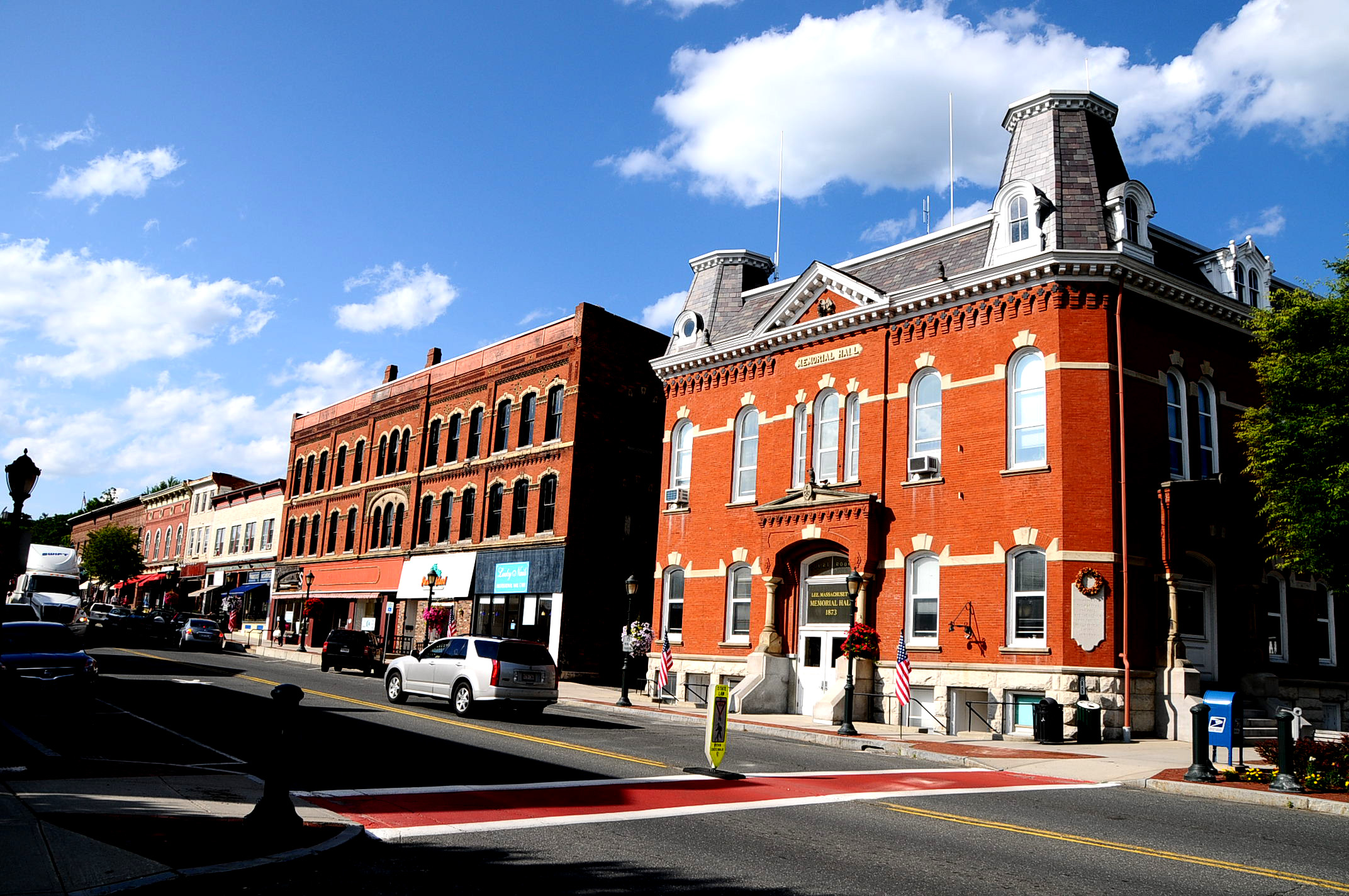 Downtown Lee