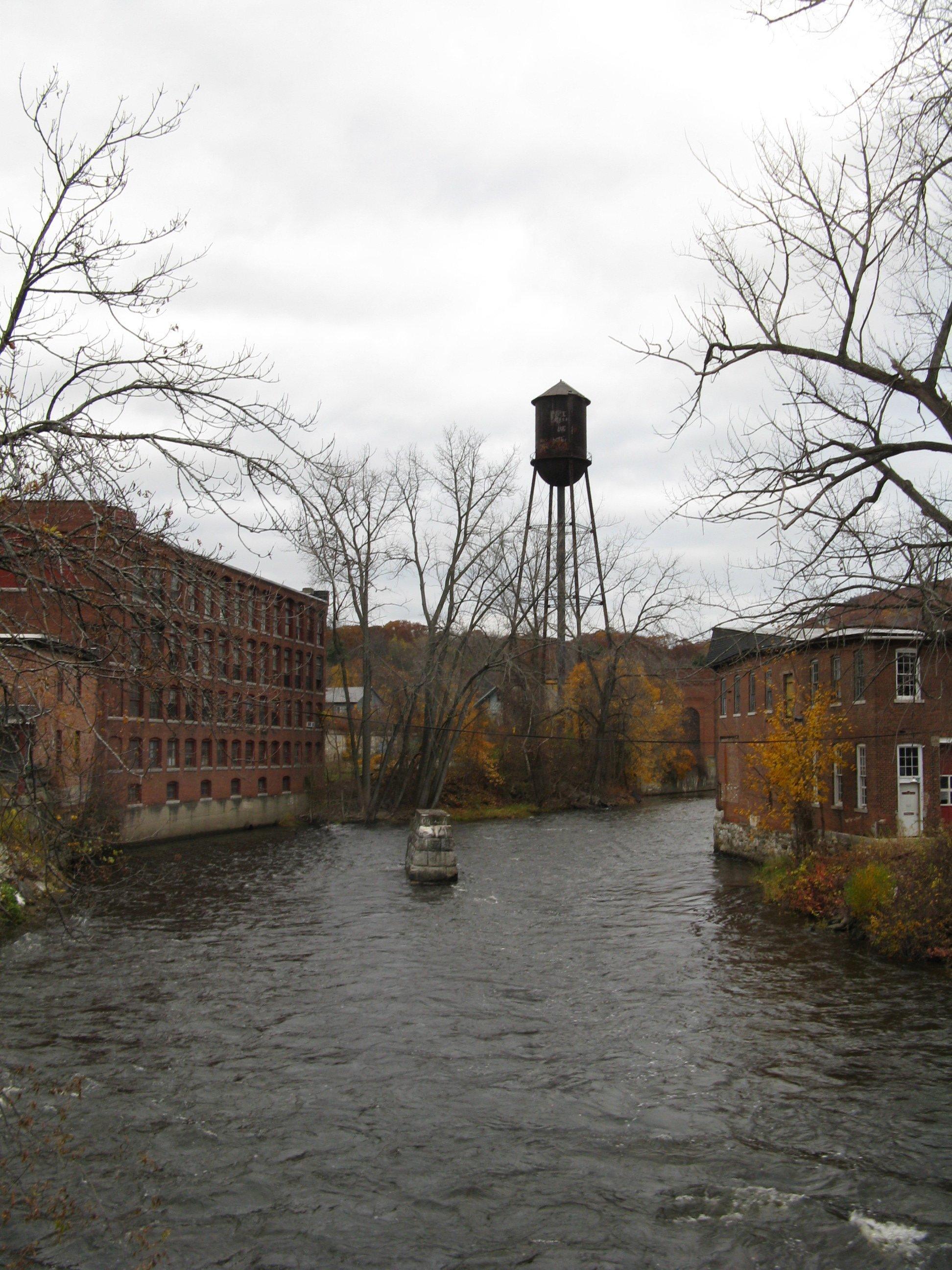 Housatonic Water Tower