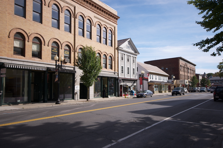 Downtown Adams
