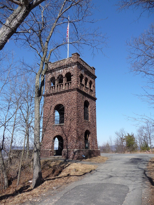Poet Seat Tower-Franklin County