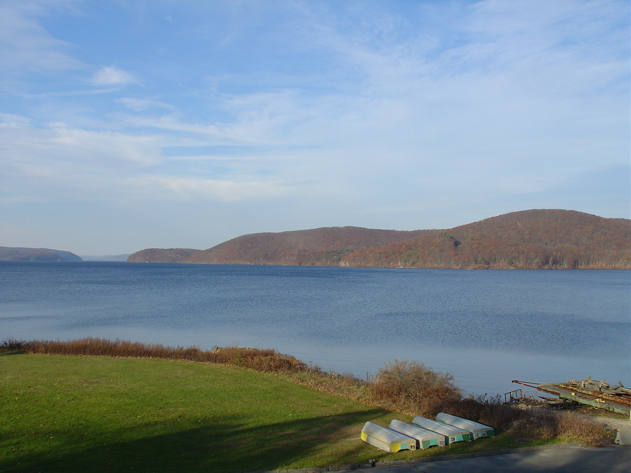 Quabbin Reservoir-Hampshire/Franklin County