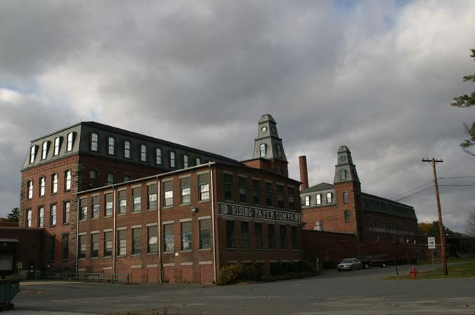 Rising Paper Mill