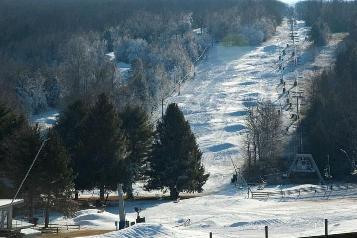 Butternut Ski Area and Ski & Board Shop