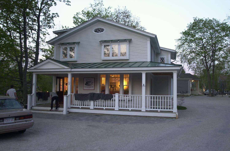 Lenox Coffee Shop