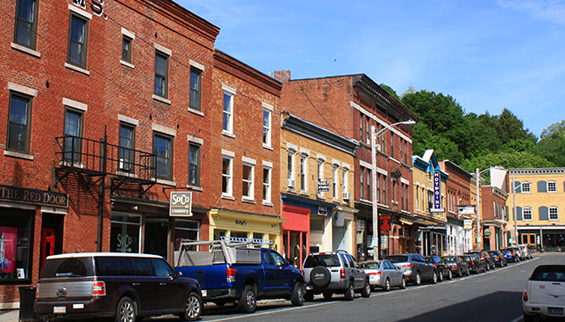 Downtown Great Barrington