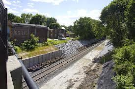 Pittsfield Train Tracks