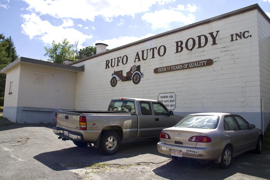 Rufo Auto Body