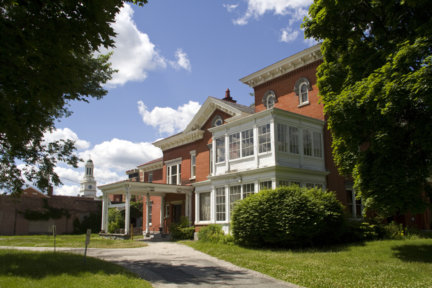 Thomas Colt House