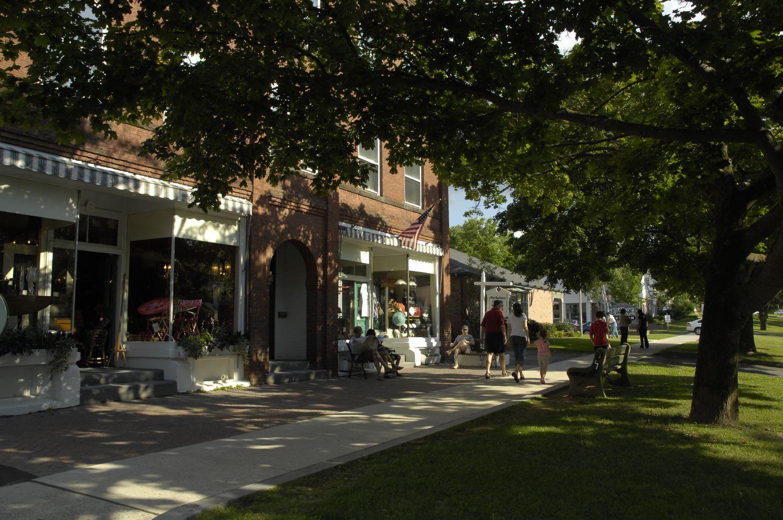 Downtown Lenox