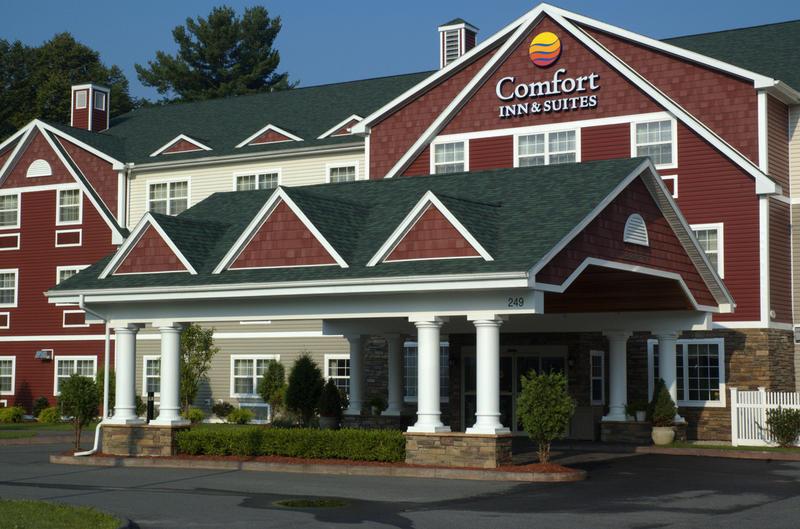 Robin Peck / Berkshire Comfort Inn & Suites