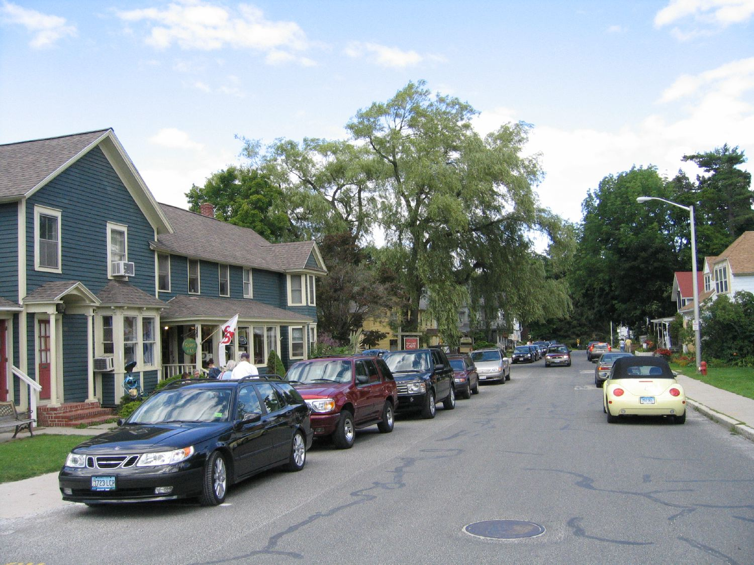 Downtown Lenox Berkshire Film And Media Collaborative