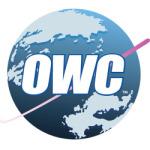 OWC logo world