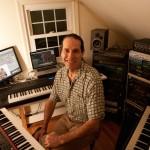 Film Composer, Tony Silva.